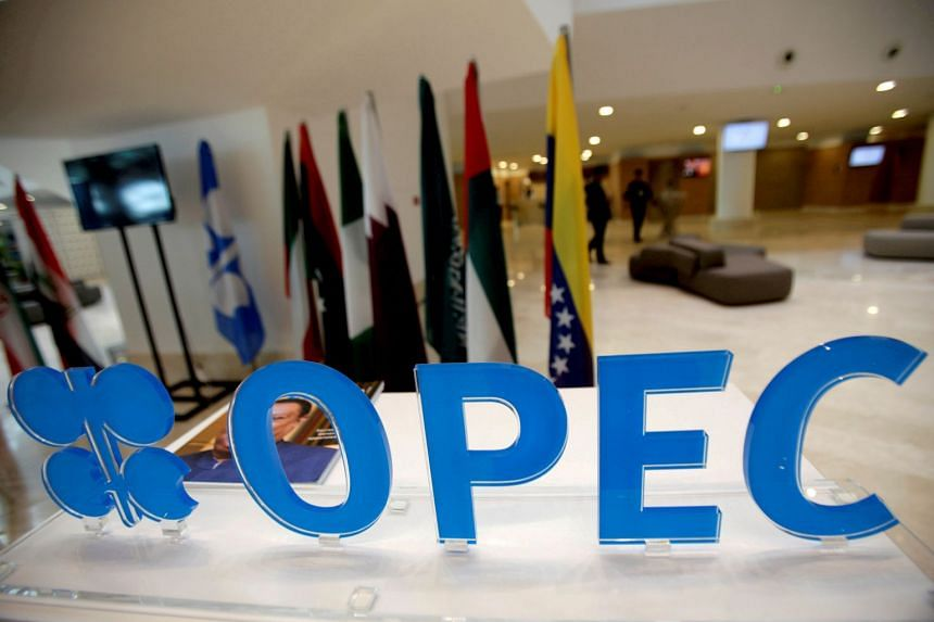 The Opec+ global oil supply pact is due to end in April 2022.