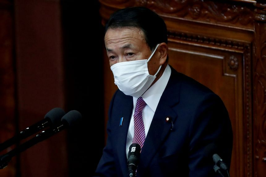 Mr Taro Aso is the highest level Japanese politician to have explicitly made such a commitment to Taiwan's defence.