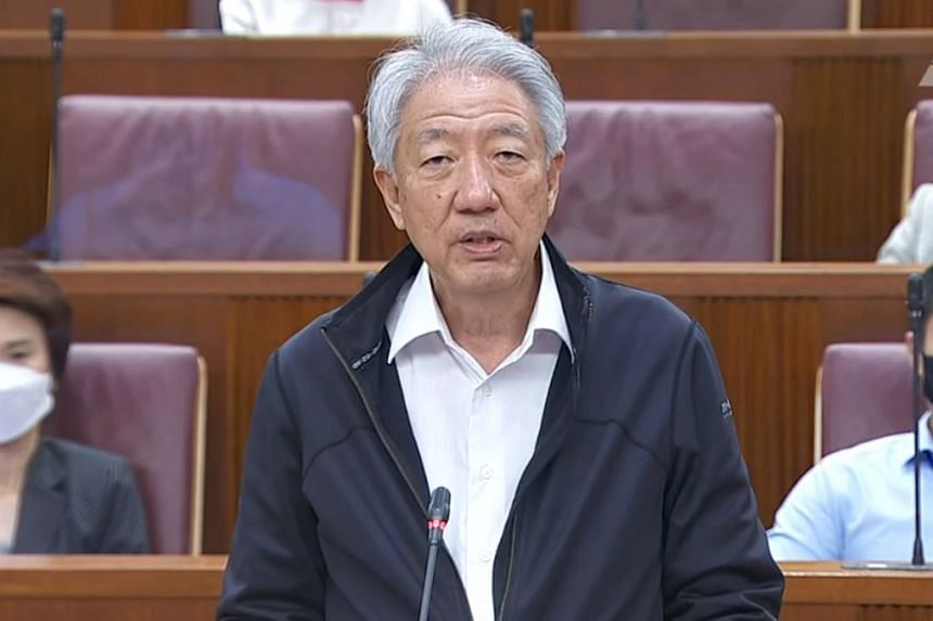 Senior Minister Teo Chee Hean said Singaporeans are more likely to learn to live each other by having integrated housing estates.