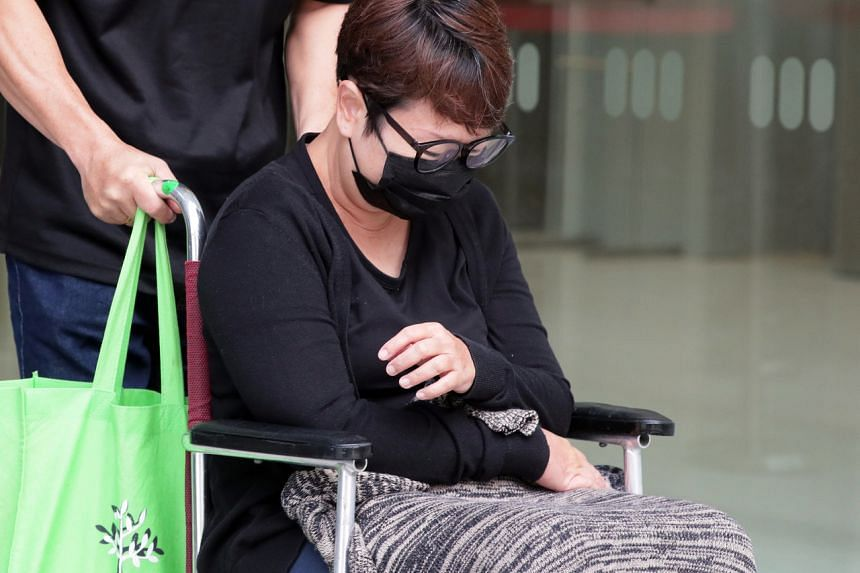 Josephine Tan Poh Choo pleaded guilty to three cheating-related charges involving $3,000.