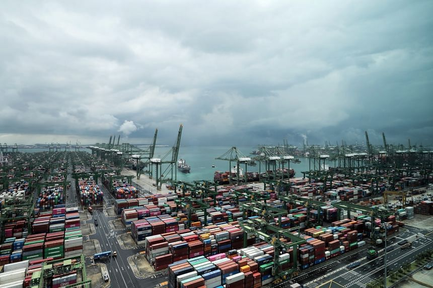 Despite the pandemic, Singapore's total services trade exports in 2020 amounted to $259 billion.