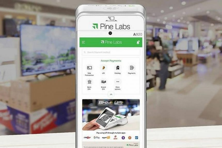 """Pine Labs offers solutions for in-store and online payments as well as prepaid, loyalty and """"pay later"""" programmes."""