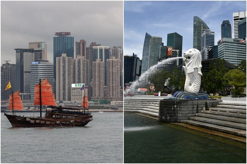 Hong Kong said it would need to see if Singapore's new strategy would have any impact on previous arrangements for an air travel bubble.