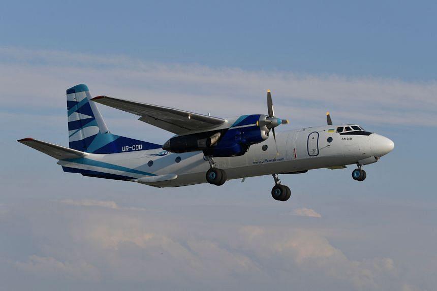 The plane was en route from regional capital Petropavlovsk-Kamchatsky to Palana.