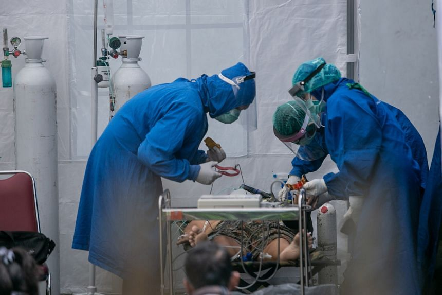 The surge in deaths and infections of health workers could not happen at a worse time, say doctors and hospital executives.