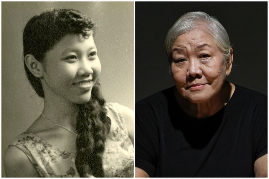 Fluent in English, Mandarin and Cantonese, Beatrice Chien was a popular candidate for local film-makers, including student directors.