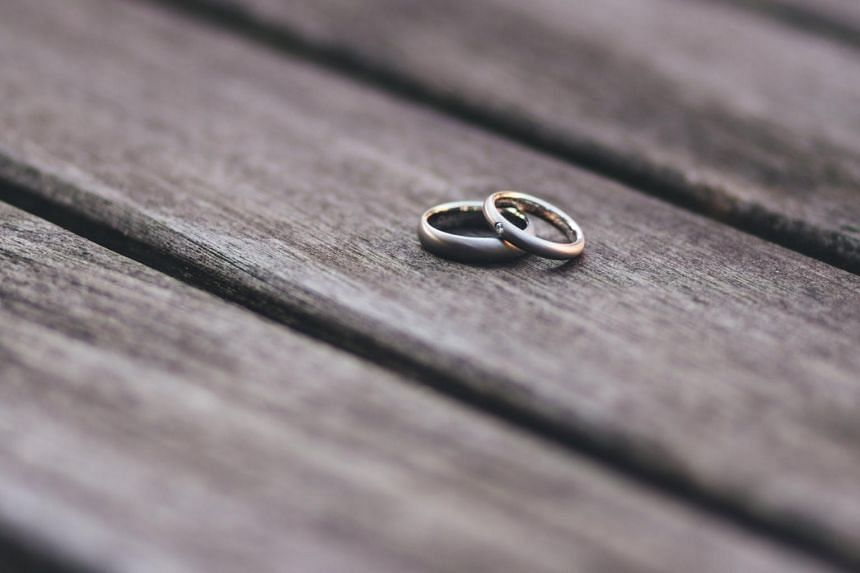 The number of marriages registered in 2020 dropped 10.9 per cent from a year earlier to 22,651.