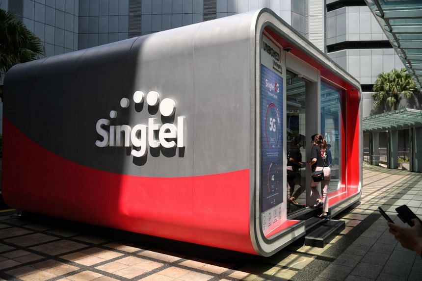 Singtel said it is doubling down on the digitalisation of its operations to drive productivity and make cost improvements.