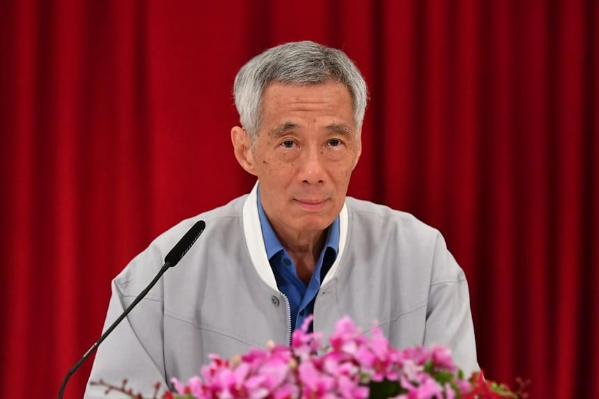 Jobs, foreign competition are valid concerns, but putting the blame on Ceca will not solve the problem, said PM Lee.