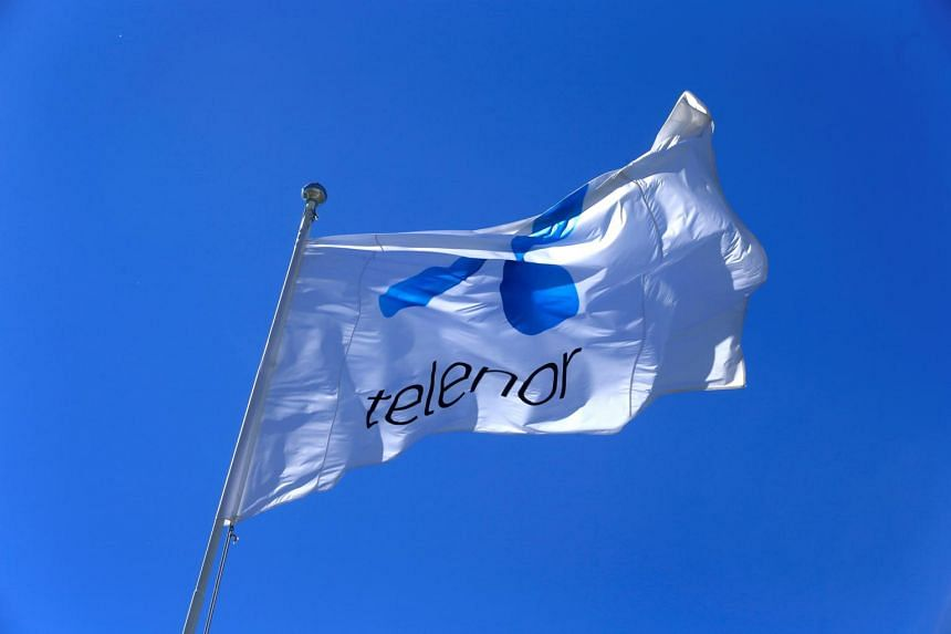 Telenor wrote off the value of its Myanmar unit in May, booking a loss of 6.5 billion Norwegian crowns (S$1 billion).