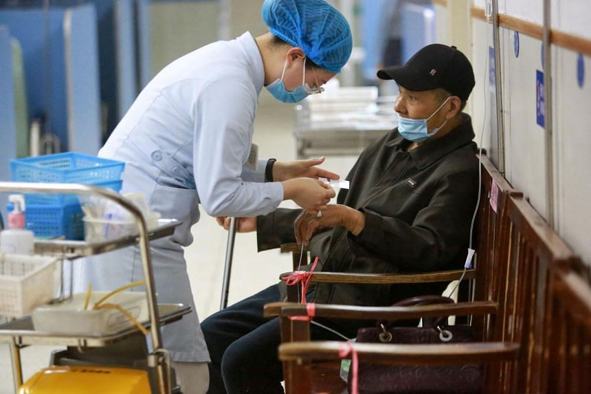 Among participants aged 18 to 55, the more elderly ones developed higher antibody levels.
