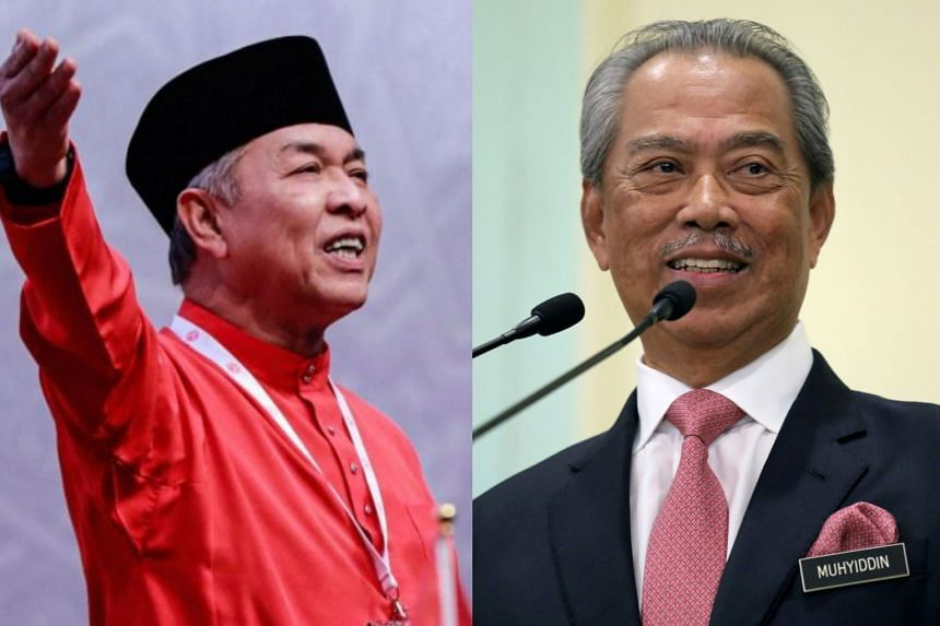 Umno Withdraws Support For Malaysia Pm Muhyiddin Calls For His Resignation Se Asia News Top Stories The Straits Times
