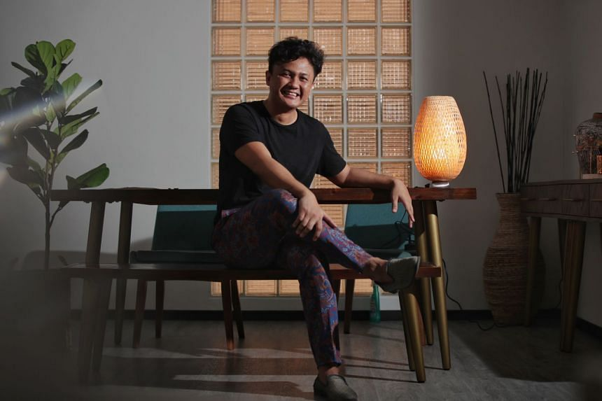 Best-selling author Suffian Hakim loves taking horror and using it to make people laugh.