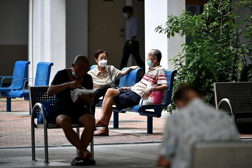 One expert said that seniors who are used to attending social activities outside on a regular basis would likely feel socially isolated during the pandemic, amid the safety measures.