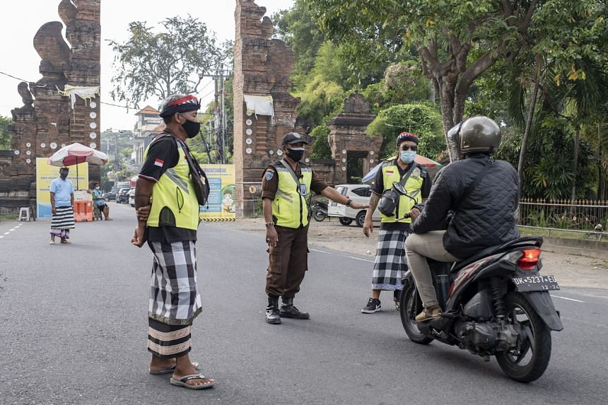 The emergency measures will be similar to those in place on Bali and Java.