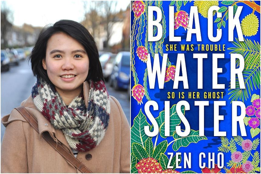 Malaysian fantasy author Zen Cho (left) returns home with her latest novel, Black Water Sister.