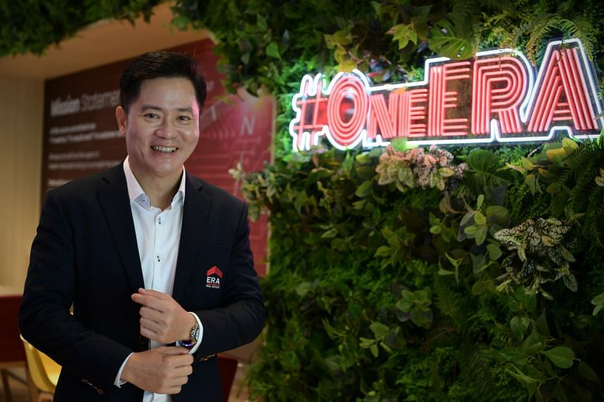 Mr Marcus Chu, the newly appointed chief executive of ERA Singapore and APAC Realty, says it is important to not get carried away by all the talk of million-dollar prices for HDB homes.