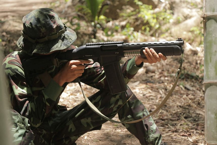 Since the coup the KNU has clashed sporadically with the Myanmar military along the Thai border.