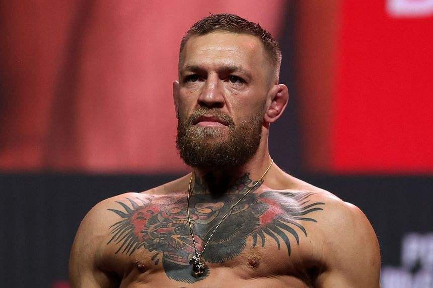Conor McGregor said he wants to remind the world of the high-calibre mixed martial artist he is.
