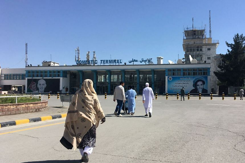 The Taleban's rapid gains in recent weeks have raised fears about the security of Kabul and its airport.