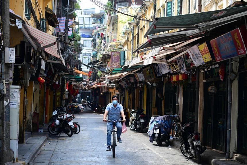 Vietnam has recorded 29,816 infections in total and 116 deaths.