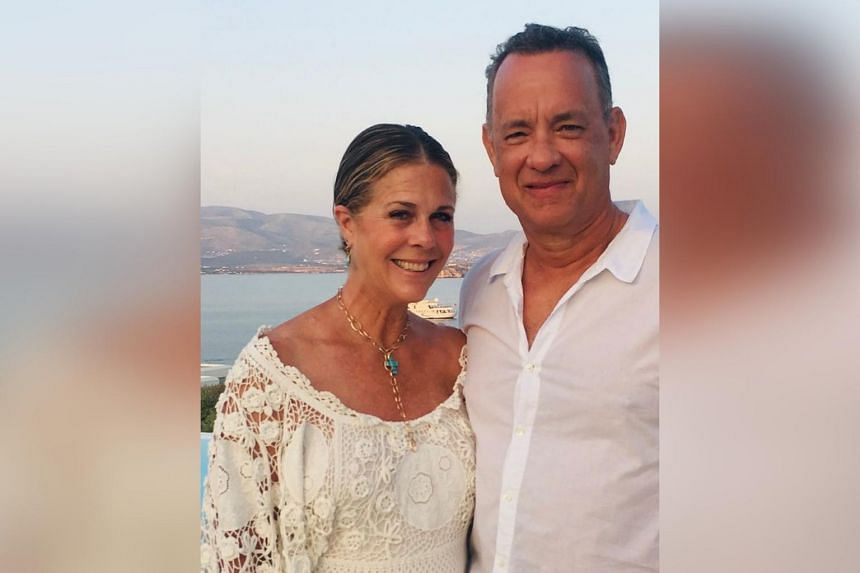 Rita Wilson and Tom Hanks, who have been married for 33 years,  have been through thick and thin in recent years.