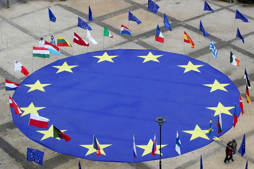 The EU has already signed partnerships with Japan and India to coordinate projects linking Europe and Asia.