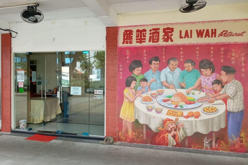 Lai Wah Restaurant in Bendemeer sent its long-time workers for courses in IT and English last year to meet the demands of the business.