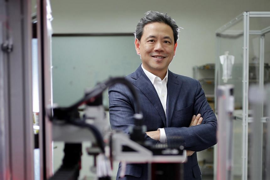 Chairman of AEM Holdings Loke Wai San.