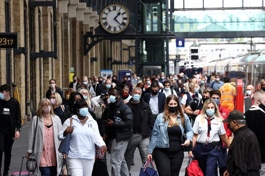 England will be the first nation in Britain to lift the legal requirement to wear masks and for people to socially distance from July 19.