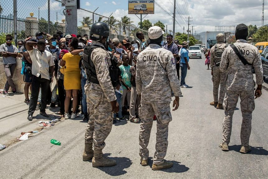 The country's lead prosecutor has begun looking into what role Haitian security forces may have had in an operation that killed the president.