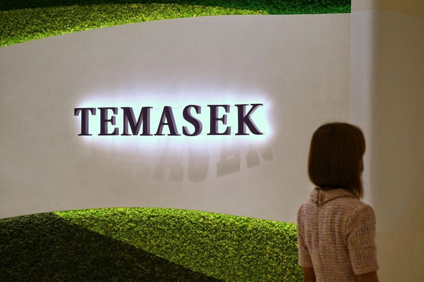 Temasek's $381 billion portfolio value was boosted by a rally in global markets and the listing of some of its holdings.
