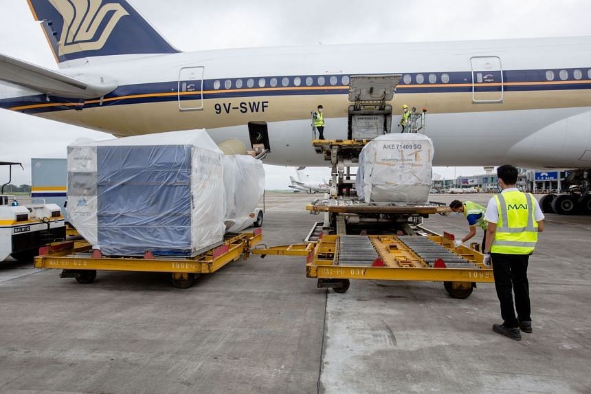 Temasek has supported several local portfolio companies over the past year, including Singapore Airlines.