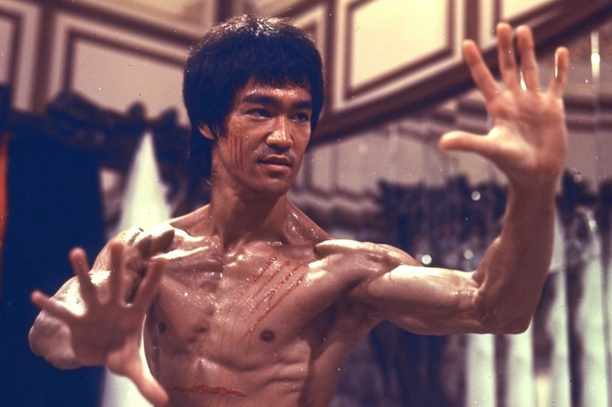 Bruce Lee's wife reportedly wrote on his behalf to request drugs.
