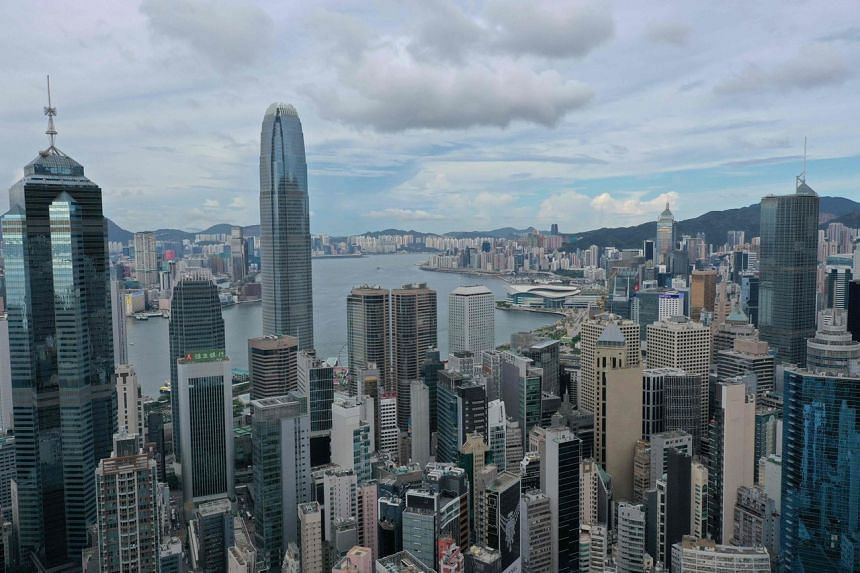 The report said that US companies face threats including the Chinese government's ability to gain access to data that foreign companies store in Hong Kong.