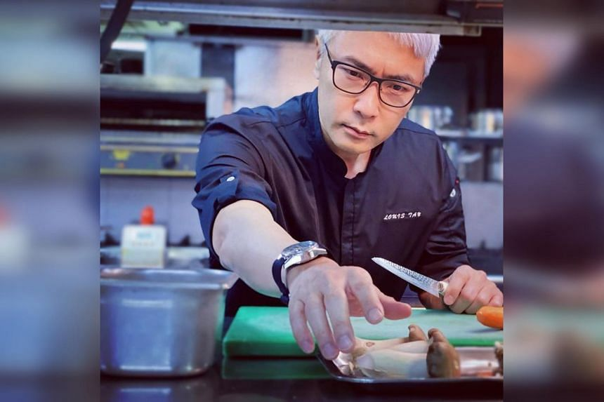 Tay Ping Hui will be playing a Michelin-starred chef in a new Suria show, Korban.