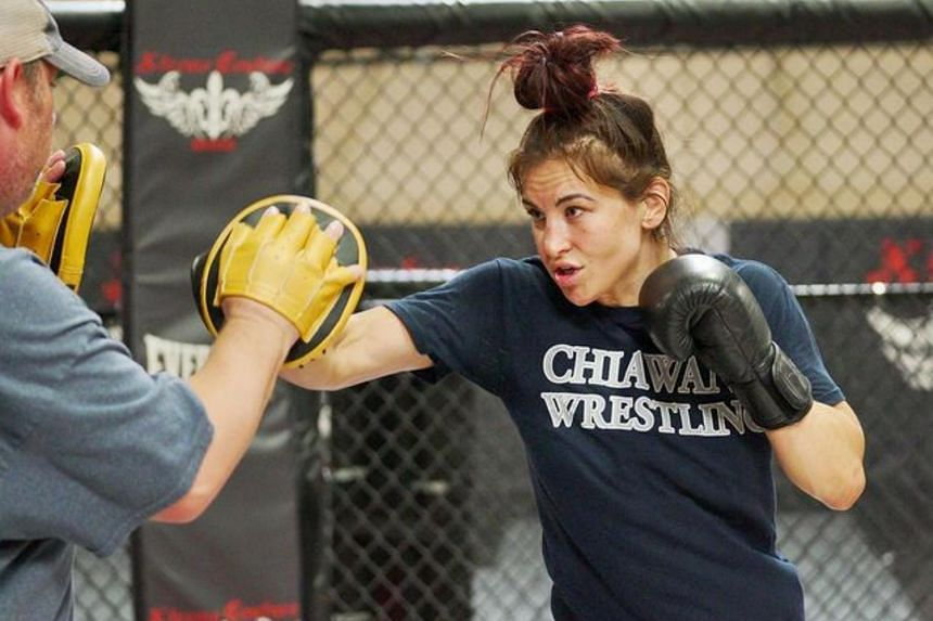 Miesha Tate insists that motherhood and time have not dulled her fighting instincts.