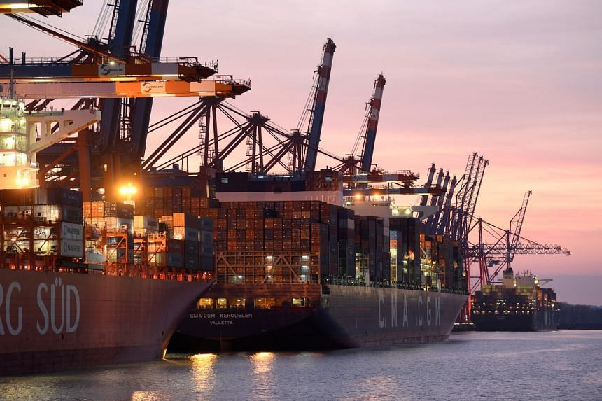 Emissions from sea voyages within the EU, plus 50 per cent of ships' emissions from international voyages starting or ending in the EU, would fall under the existing ETS.
