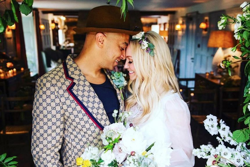 Emma Bunton and Jade Jones have been engaged for over a decade and share two sons.
