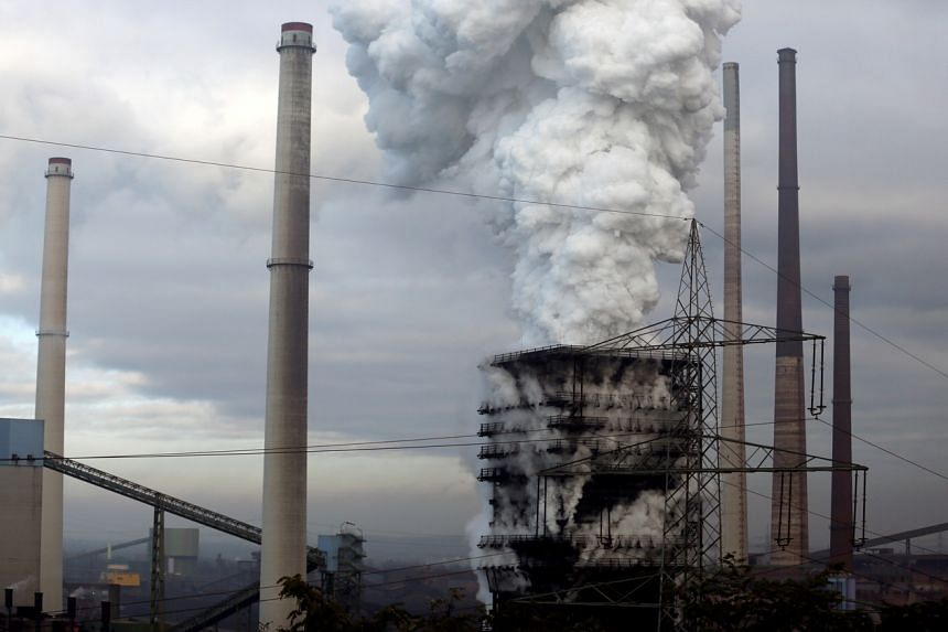 The EU has so far cut emissions by 24 per cent from 1990 levels.