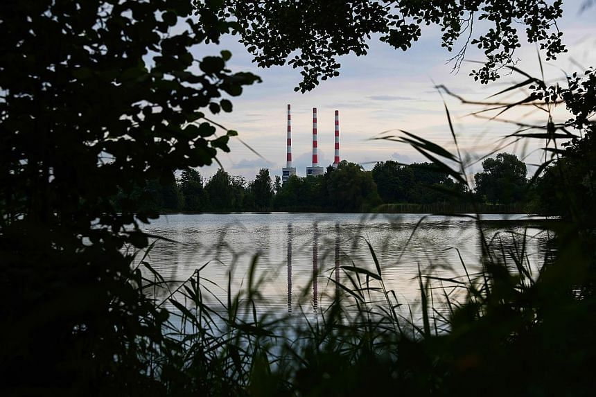 A gas-fired power plant in Germany near the Danube River. The new European Union measures will require approval by member states and the European Parliament, a process that could take two years. They will also face intense lobbying from some industri