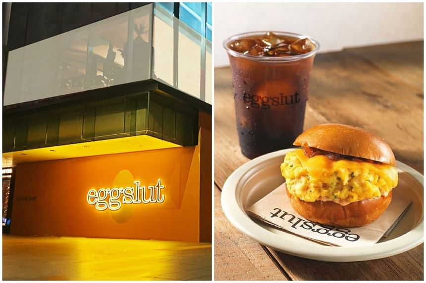 The Scotts Square outlet also marks the brand's first foray into Southeast Asia.
