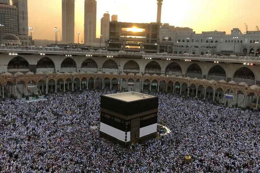 For the second year in a row, Muslims from abroad have been excluded from the haj.