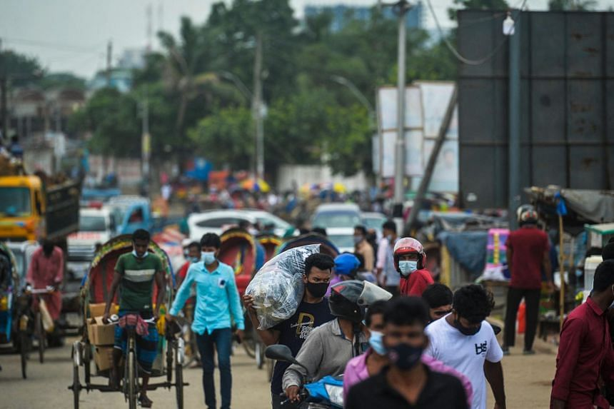 Bangladesh has allowed some lockdown limits to be lifted for Eid al-Adha, the country's second-biggest religious festival.
