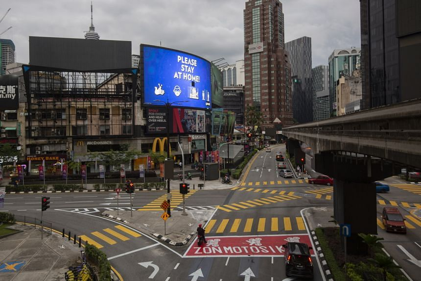 Malaysia returned to a hard lockdown on June 1 after the outbreak began to worsen around end-May.