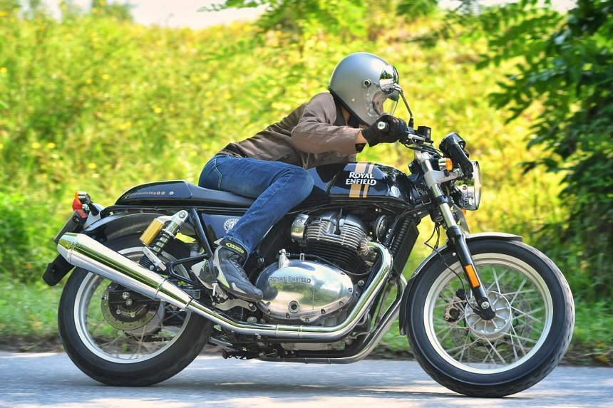 The GT 650's reasonable price tag, sufficient power for Singapore roads, sporty handling and retro design are palatable traits.