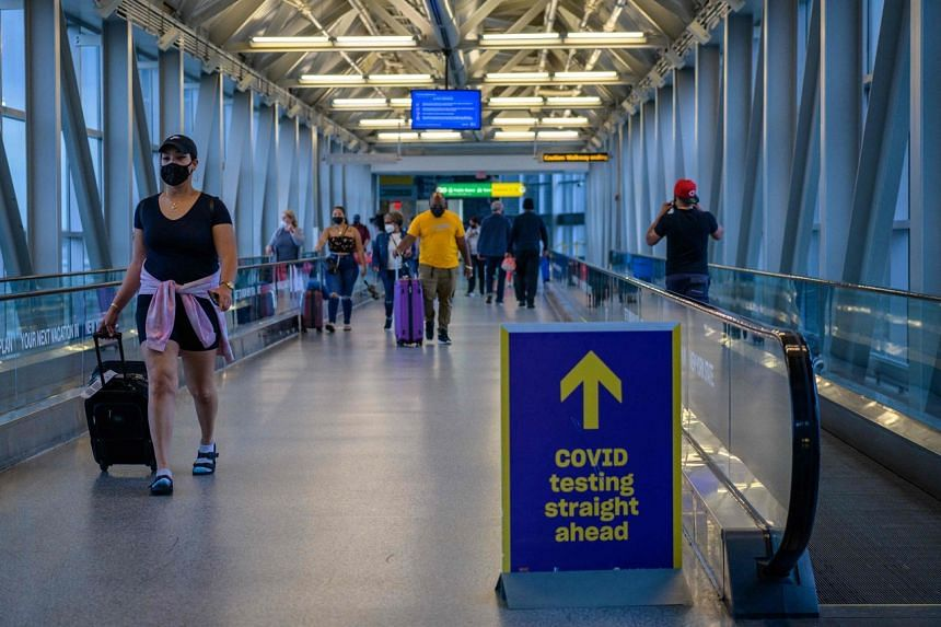 While Europe eased many restrictions on American travelers in June, the US has refused to do so.