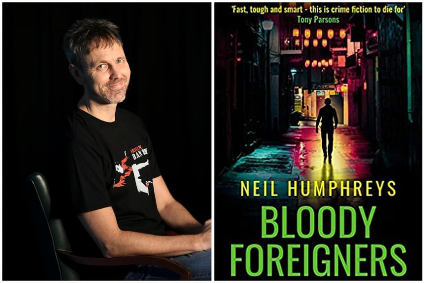 Neil Humphreys throws in twist after twist as the novel rushes propulsively towards its climax.