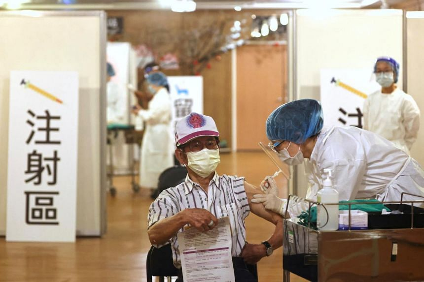 Since a spike in domestic cases began in Taiwan in May, the government has received almost six million vaccine doses gifted by Japan and the US.