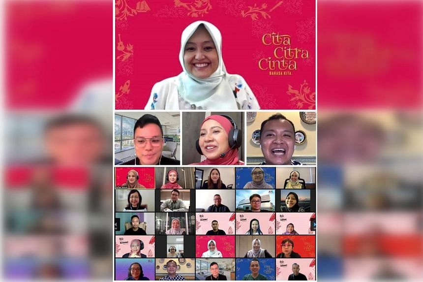 Chairman of this year's Bulan Bahasa committee Rahayu Mahzam said that the Malay language continues to be actively spoken at home, between generations and amongst families and friends.
